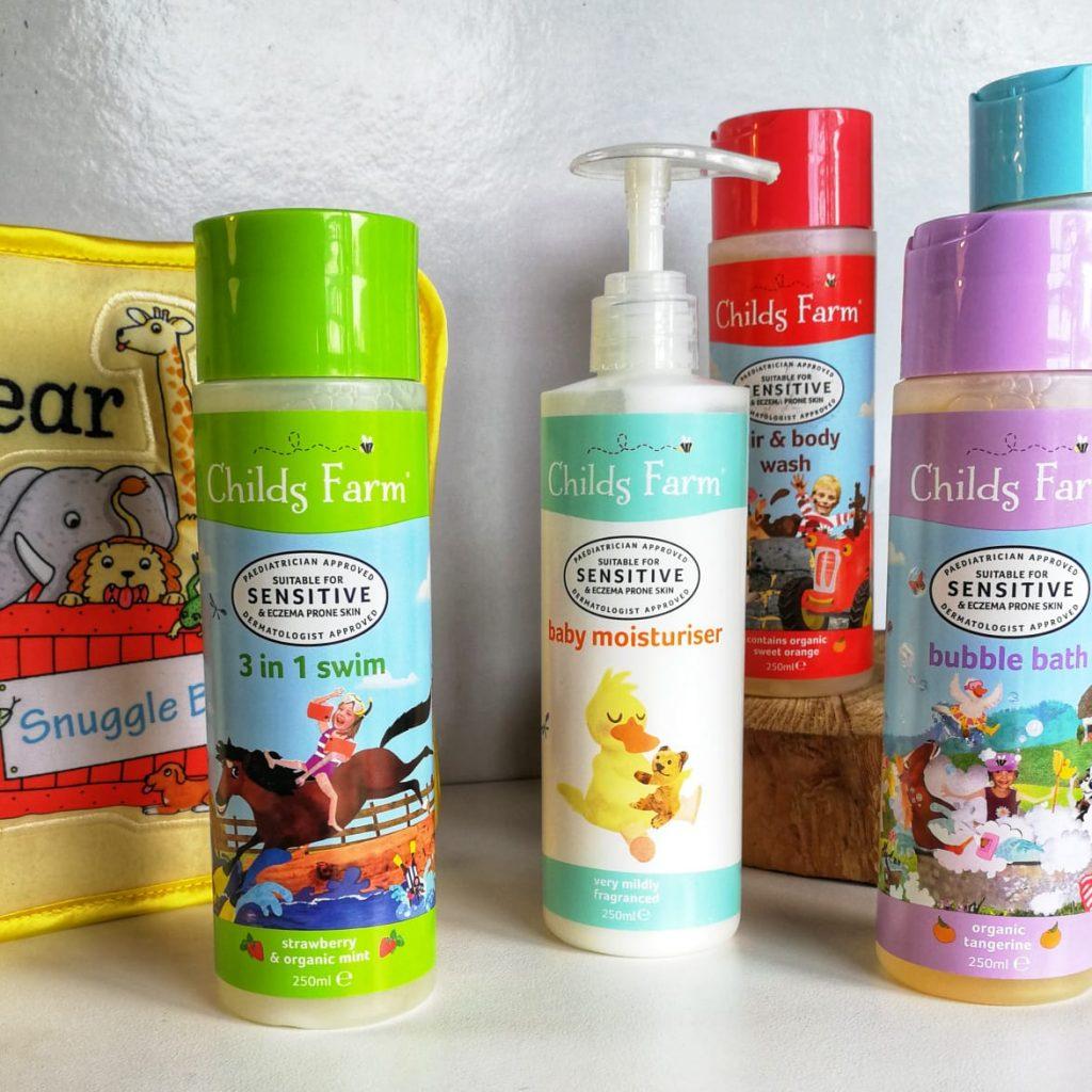 Childs Farm Bath Products