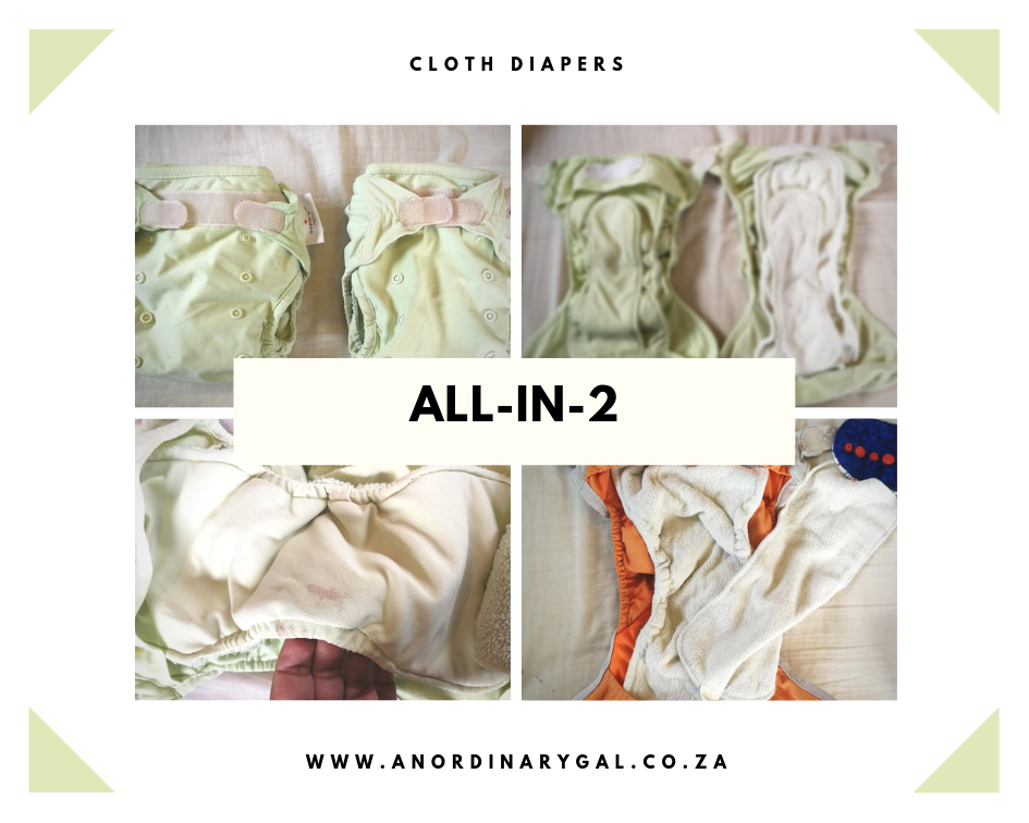 All in 2 nappies