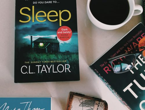 Sleep, CL Taylor