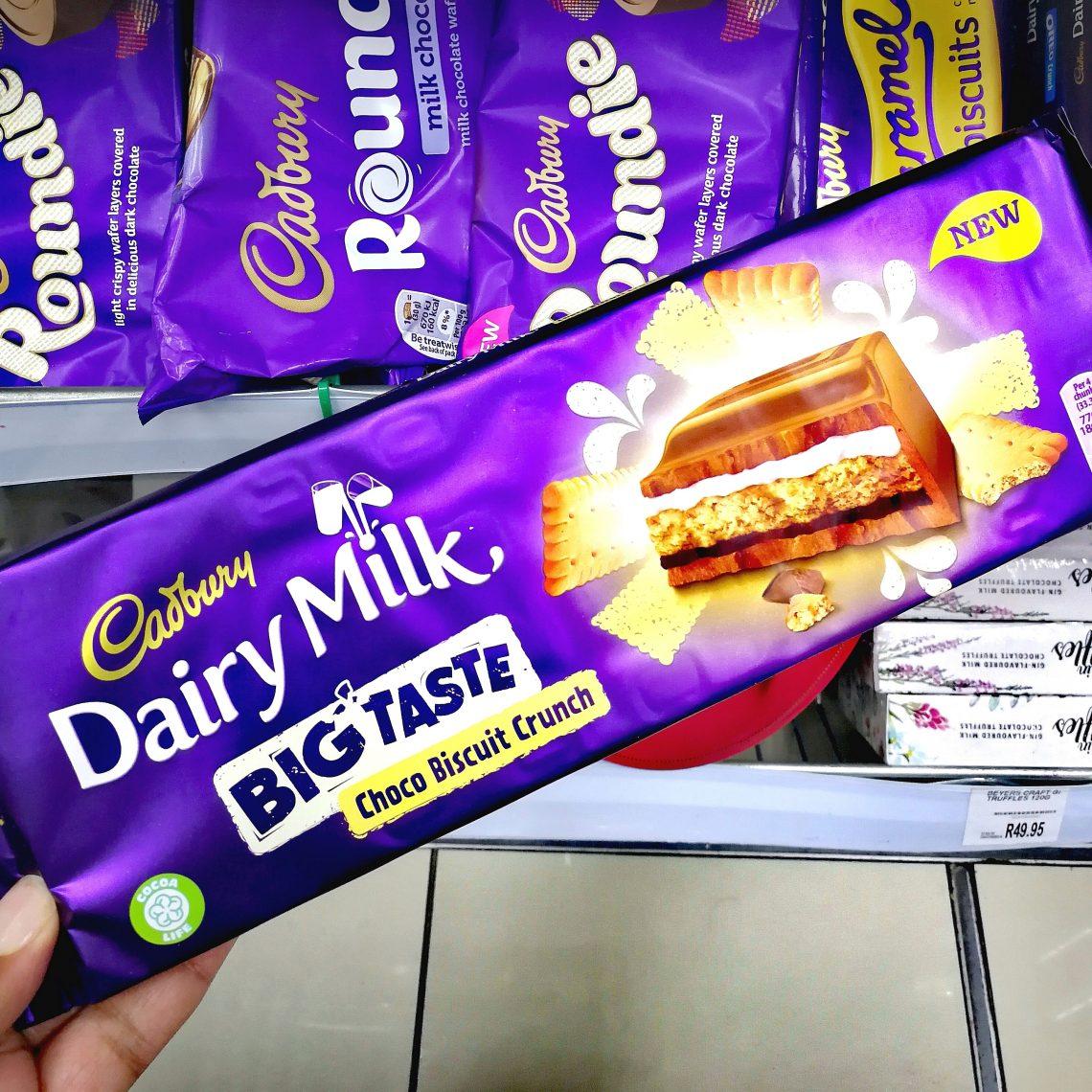 Cadbury Big Taste