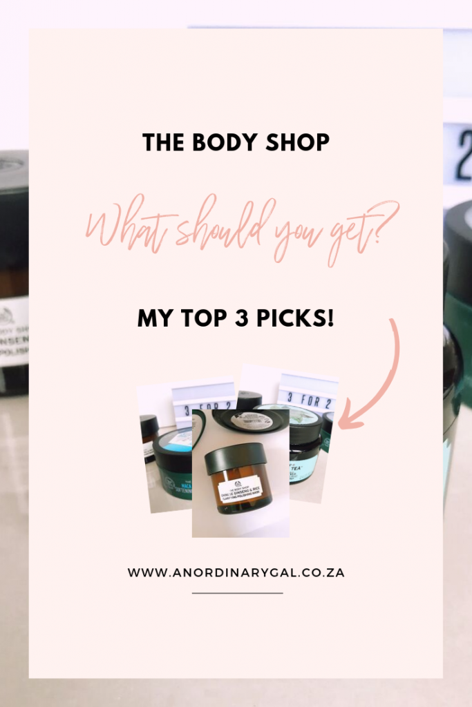 Best of the body shop