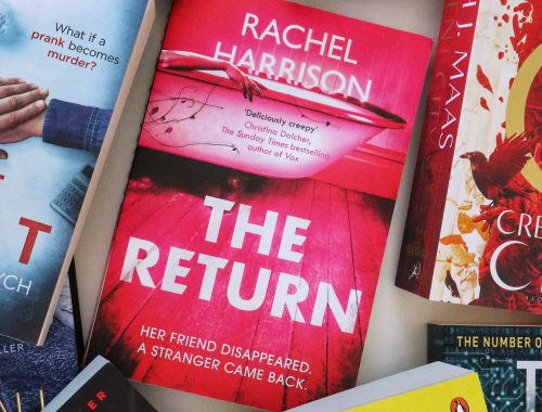 The Return Rachel Harrison