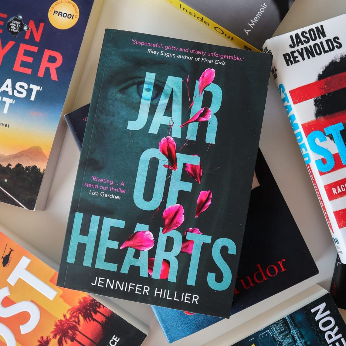Jar of Hearts book