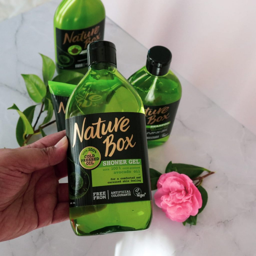 Nature Box Shower Gel Review