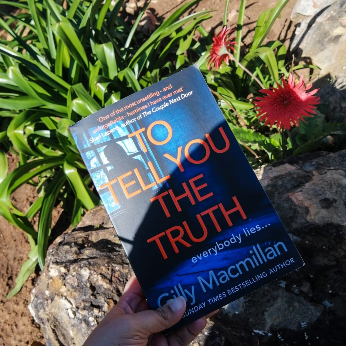 To Tell You The Truth book Review