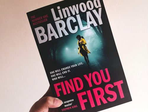 Find You First, Linwood Barclay