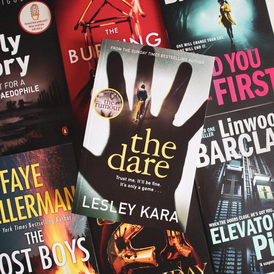 The Dare Lesley Kara